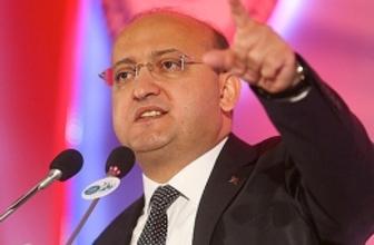 Yalçın Akdoğan'ın olay HDP tweeti