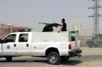Irak'ta IŞİD saldırısı: 45 polis memuru öldü