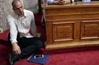Yunanistan'ın çaresizliği reklam oldu