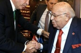 Süleyman Demirel Erdoğan'a böyle dua etmişti