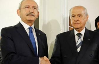 Bahçeli'den Kılıçdaroğlu'na 'koalisyon' cevabı