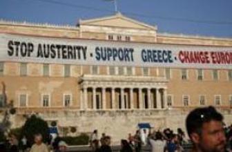 Merkel'den Yunanistan'a anlaşma çağrısı