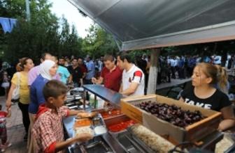 Büyüşehir'in Ramazan etkinlikleri Kuran Tilaveti ile başladı