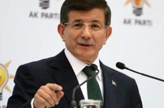Davutoğlu koalisyon için tarih verdi!