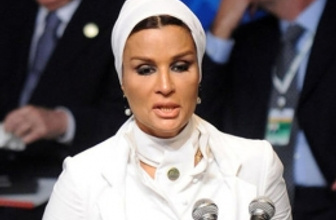 Katar Emiri'nin annesi medyayı eleştirdi