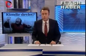 Flash TV spikeri devlete kafa tuttu: Sen kimsin la! Sen nesin?