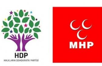 MHP'den Demirtaş'a sert 'şerefsiz' yanıtı