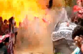 Suruç patlaması video görüntüsüne yasak kaldırıldı