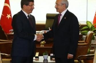 AK Parti ve CHP'den koalisyon adımı