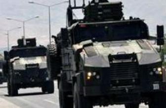 Şırnak'ta jandarma komutanlığına PKK saldırısı