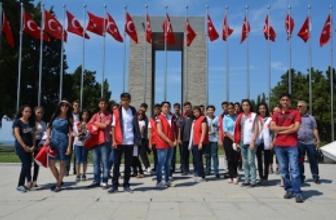 Gaziantepli öğrencilerin tarih turu tamamlandı!