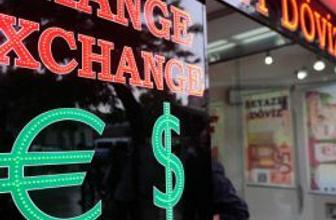 Dolar yükselirken büyüme beklentileri geriliyor