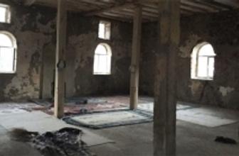 PKK'lılar bunu da yaptı! Bir camiyi...