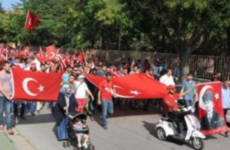 Türkiye'de teröre tepki eylemleri