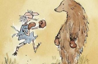Bir insan ile bir ayı aynı evde yaşayabilir mi?