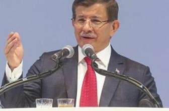 Davutoğlu 1 Kasım seçim startını resmen verdi