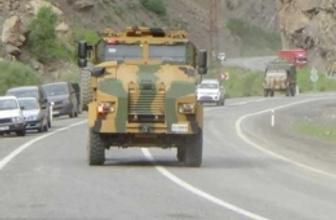 Muş karayolunda patlama çok sayıda asker yaralı