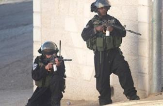 İsrail polisi Filistinli'yi katletti