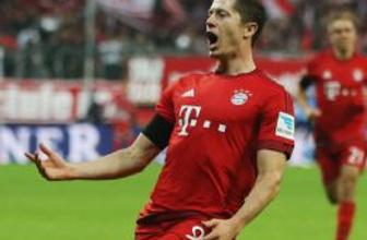 Almanya'da tarihi maç: 9 dakikada 5 gol