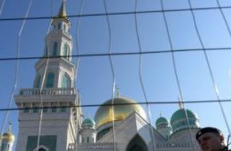 Erdoğan ve Putin, Moskova'da cami açıyor