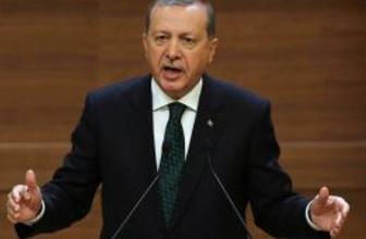 Erdoğan: Siz milli de yerli de olamazsınız