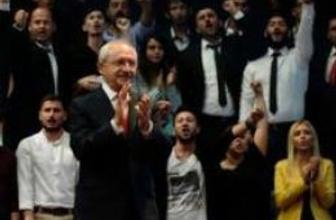 CHP'nin sloganı 'Önce Türkiye', önceliği gençler