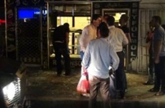 Diyarbakır'da kuyumcuya bombalı saldırı!