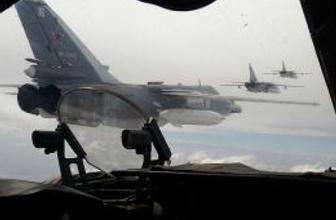 Rusya'dan Suriye'de 'yeni hava saldırıları'