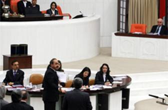 CHP'nin de grup önerisi reddedildi