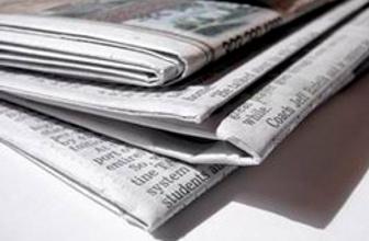 Gazeteler ne yazmış biliyor musunuz?
