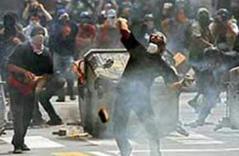 Sri Lankada şiddetli çatışma