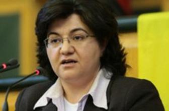 BDP'li Ayna Öcalan'a özgürlük istedi