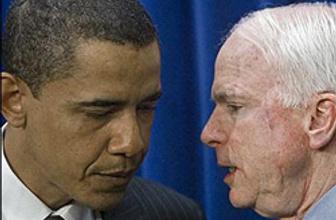 Obama McCaine gol attı