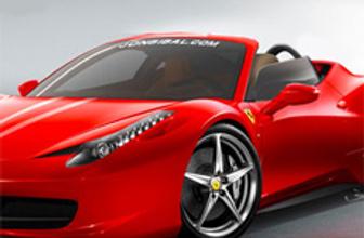 En hızlı Ferrari, Pekin'de!