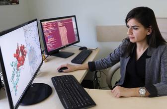 ODTÜ'lü kadın akademisyen Nurcan Tunçbağ kanserin şifrelerini çözüyor