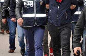 Ankara merkezli FETÖ operasyonu binlece polis var