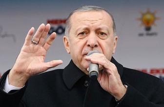 Erdoğan: Beni zehirlemekle tehdit edecek kadar zıvanadan çıktılar!