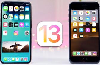 iPhone bu modellerine iOS 13 güncellemesini göndermeyecek