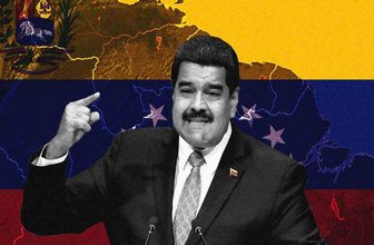 Maduro'dan Trump'a sert tepki