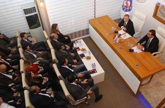 Mansur Yavaş'ın CHP-İYİ Parti gafı