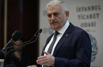 Binali Yıldırım: '15 Temmuz'da Türk milleti büyük bir destan yazdı'