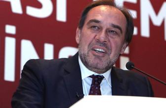 Eski Beşiktaş yöneticisi Sinan Vardar, TFF başkanlığına aday oldu