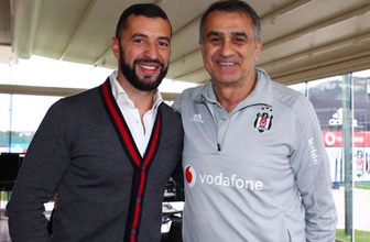 Simao Sabrosa'dan Beşiktaş'a ziyaret