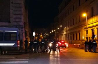 Roma'da taraftar kavgası: 3 yaralı