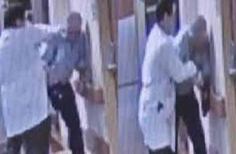 ABD'de tepki çeken olay! Doktor refakatçiyi tekme-tokat dövdü