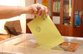 Yüksek Seçim Kurulu açıkladı seçim yasakları yarın başlıyor