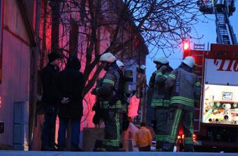 Tuzla'da korkutan yangında faciadan kılpayı dönüldü