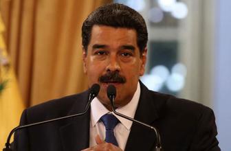 Nicolas Maduro'dan bomba çıkış! ABD ile gizlice görüştük