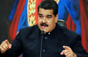 Venezuela Devlet Başkanı Maduro müjdeyi verdi