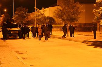 İzmir'de sanayi bölgesinde EYP'li saldırı